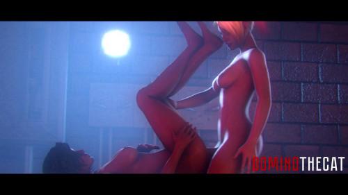 Queen of the Tomb Raider Finale 3D Porno