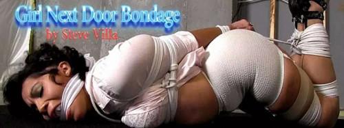 Girl Next Door Bondage by Steve Villa (Part 1)