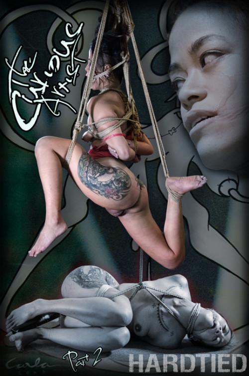 Chillycarlita – The Curious Artist, Pt. part 2 – BDSM, Humiliation, Torture