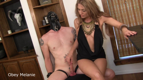Obey Melanie and Female Domination part 10