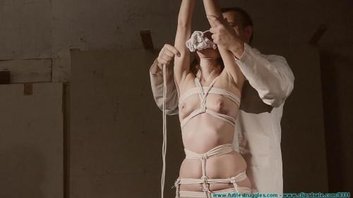 A Long Day of Hard Bondage for Rachel – Legs Spread 2 part – BDSM,Humiliation,Torture HD 720p