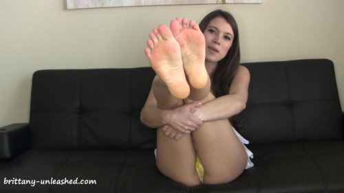 Brittany  Marie  Foot Fetish