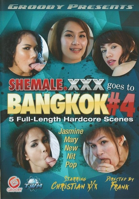 Shemale XXX Goes To Bangkok part 4
