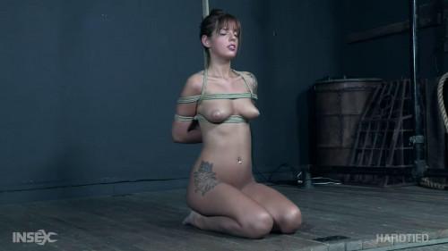Bondage, suspension and ache for hawt dark brown part 2 HD 1080p