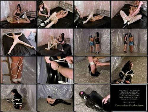 Devonshire Productions – DP-087 – Exotic Fetish Bondage & Rubber Encasem~1