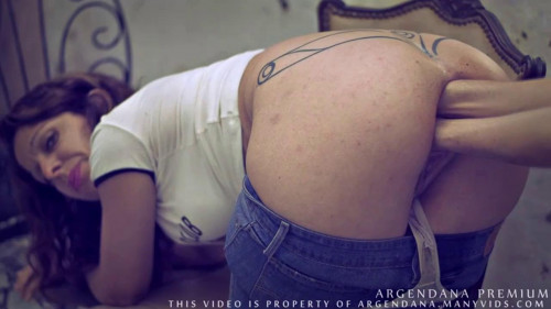 ArgenDana In Grunge Extreme Anal Session - HD 720p