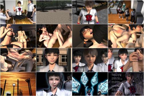 Game of Dissolute 3D Porno