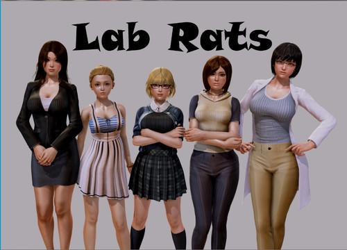 Lab Rats Porn games