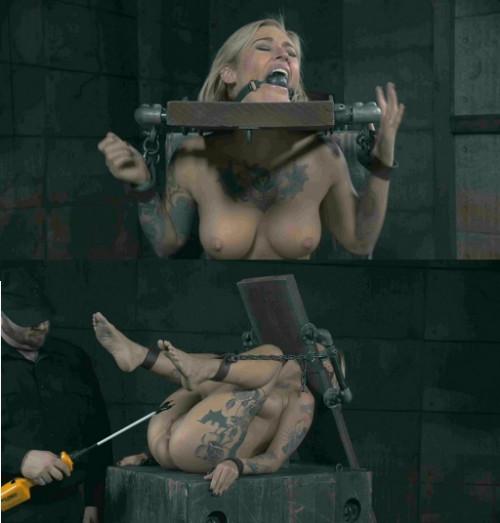 Kleio Valentien the hottest slave