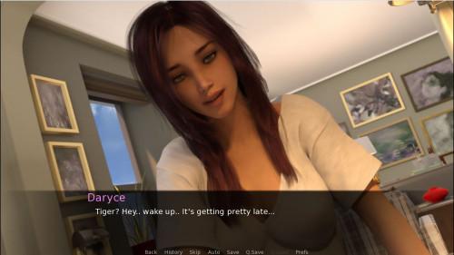 Daryce Ver. 1.0 Porn games