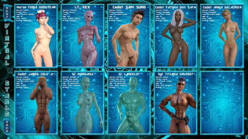 SpaceCorps XXX