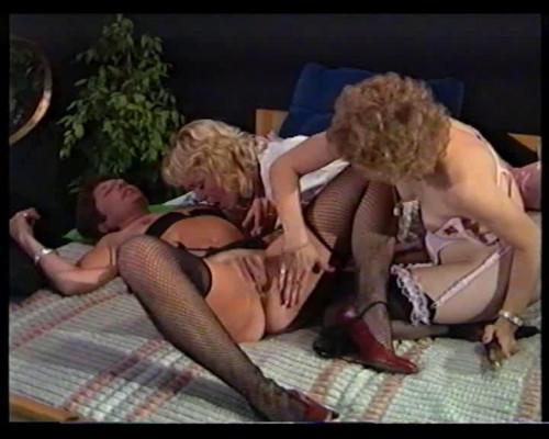 Piss-Anal Faustfuck Orgien Vintage Porn