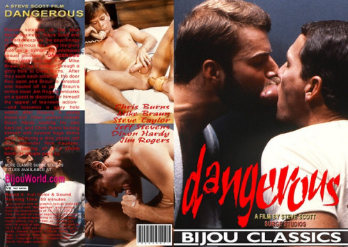 Dangerous (Ultimate Gloryhole) - Steve Taylor, Chris Burns, Mike Braun (1983) Gay Retro