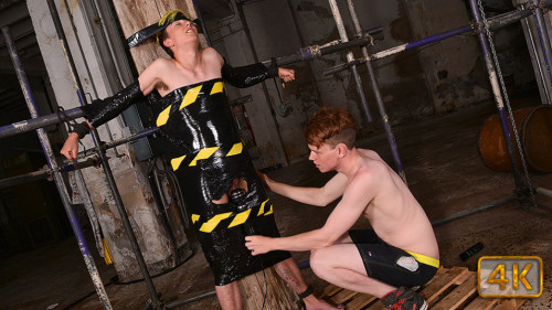 Trans Boy Olly Gets A Buzzing! (Leo Ocean, Olly Jackson)