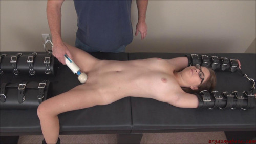OrgasmAbuse - Jenni Bliss Cums Hard BDSM