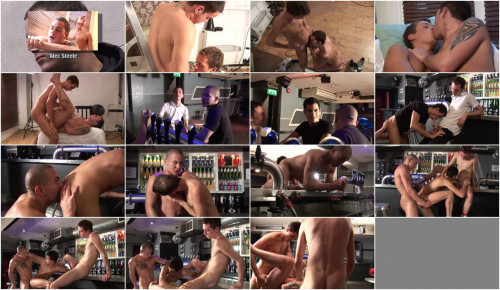 Straight Chavs - Gay For Pay part 2 Gay Full-length films