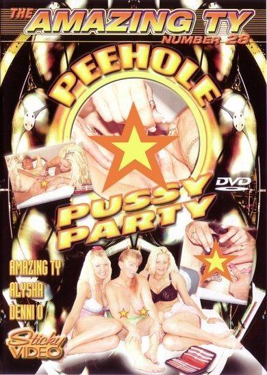 Amazing Ty 28 Peehole Pussy Party (2005)
