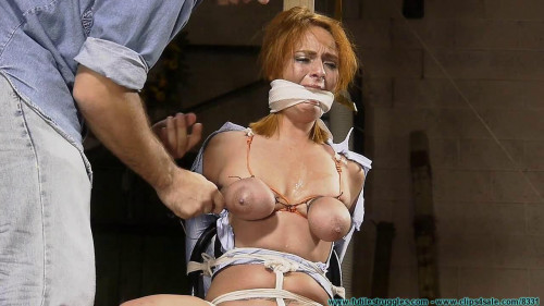 Tit Torture For Ashley Graham - Scene 2 - HD 720p