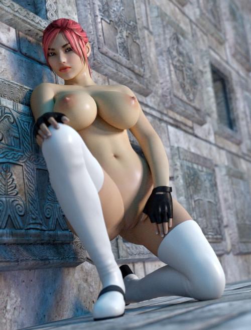 Velna part 3 3D Porno