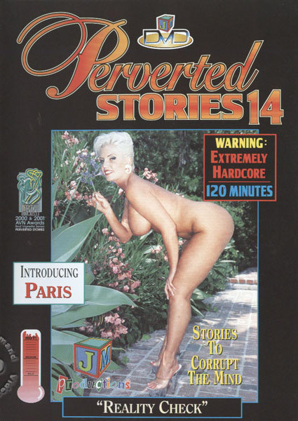 Perverted Stories  vol.14 - Reality Check