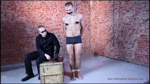 RusCapturedBoys - Judoist Vitaly in Slavery 2 Gay BDSM