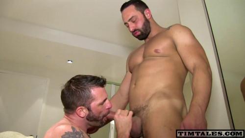 Luca Bondi and Morgan Black