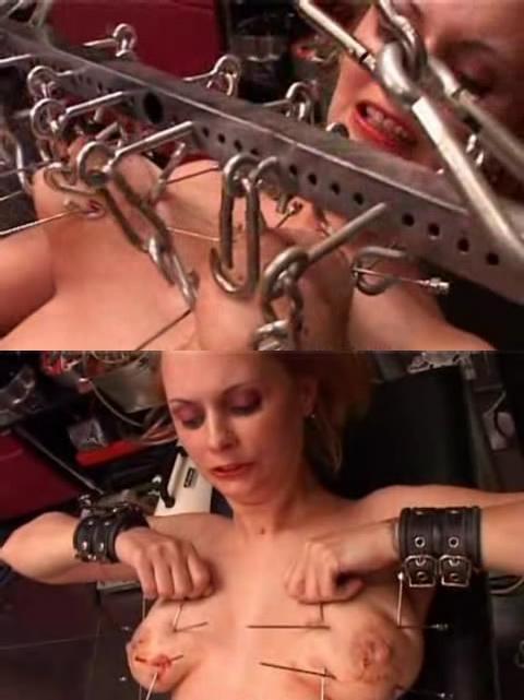 Shocking needle.