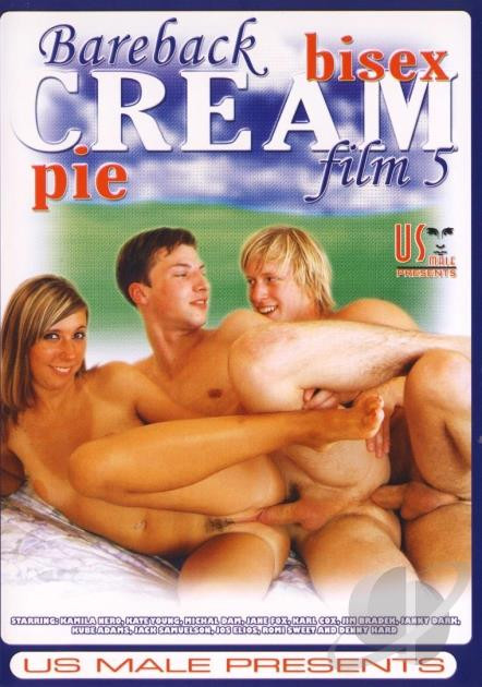 Bareback Bisex Cream vol..5
