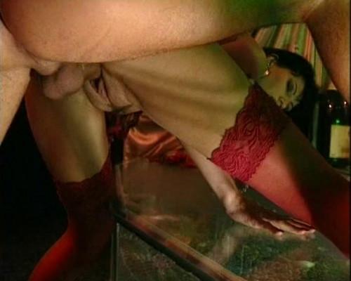 Banging in strip tease club