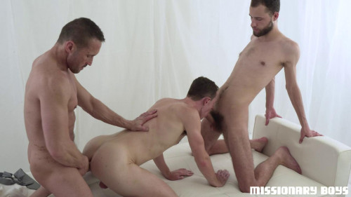 Missionary Lads - Elder Boon - Sacrament