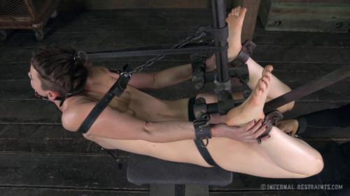 IR - A Stuck in Bondage - Cyd Black and Hazel Hypnotic