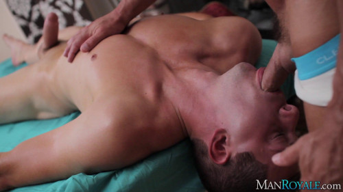 Manly Permissions (Presley Wright & Tyler Saint)