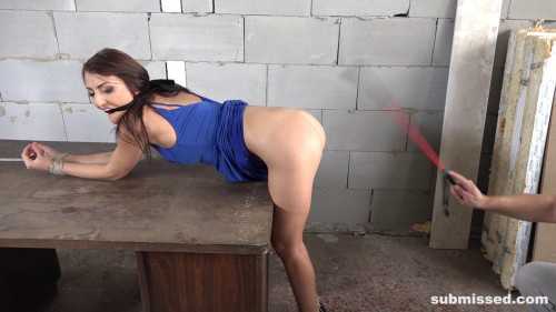 Katy Rose Innocent but also guilty for loving the paddle