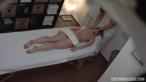 Czech Massage Scene number 293 Hidden camera