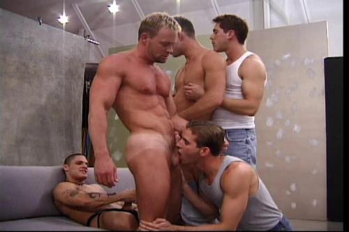 Young chaps enjoys raw fuck & biggest cum shots