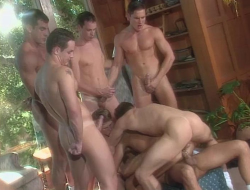 No Way Out Orgy Gay Movie