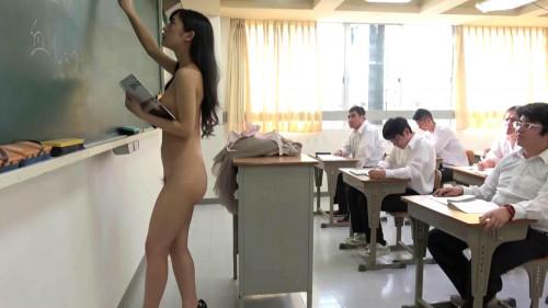 Classroom Of Ruining Female Teacher Shameful Arai Arai