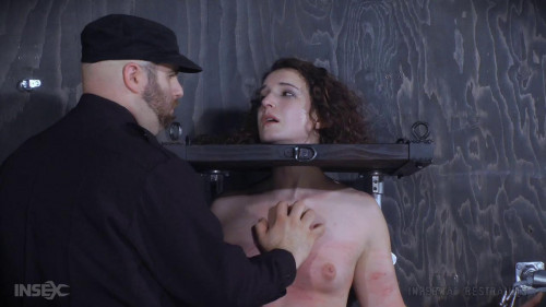 Tease Gets Touched and Tormented by Hired Team BDSM