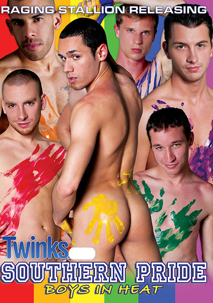 Southern Pride Boys in Heat Gay Movie