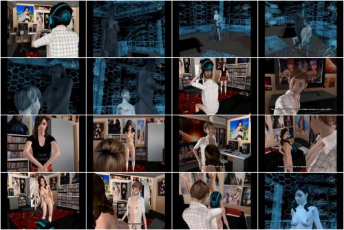 Charles DICKHEADS- Virtual sex 3D Porno