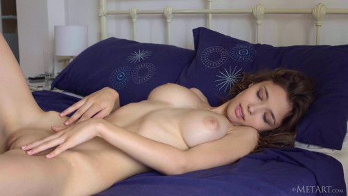 Mila Azul - Nothing To Do Masturbation
