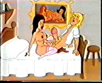 Snow White and 7 Dwarfs Cartoons