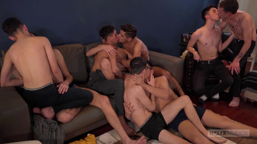 Meet Me in Buenos Aires, Part Seven – Urban Orgy