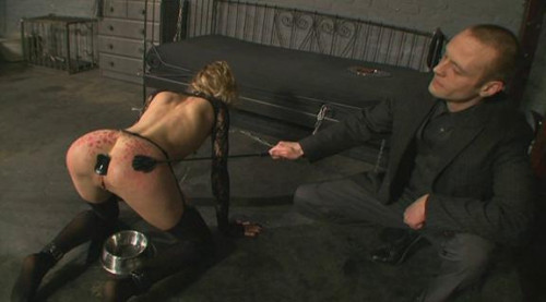 The slave part 1 BDSM