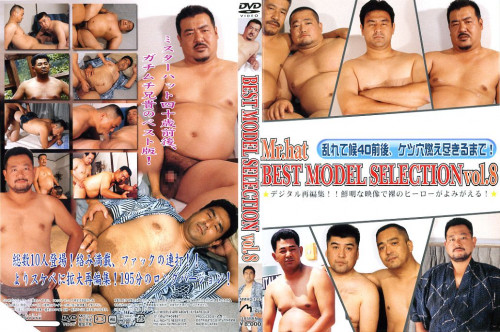 Best Model Selection Vol 8 Gay Asian