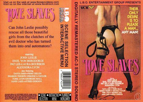 Love Slaves (1976) - Enjil von Bergdorfe, John Leslie, Desiree West Vintage Porn