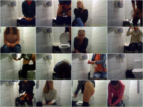 Hidden Camera In The Student Toilet Vol. 10 - Full HD 1080p Hidden camera