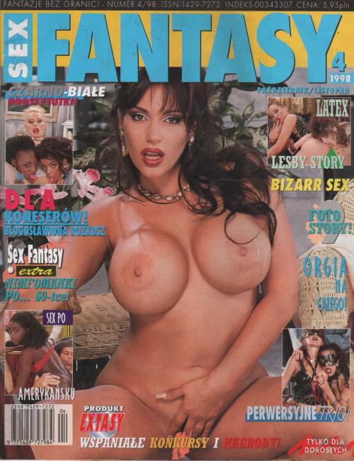 Sex fantasy Porn Magazines