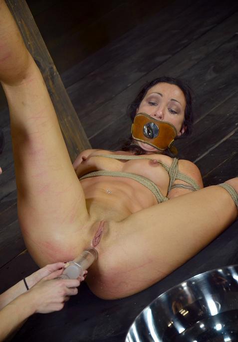 Glass Injection , HD 720p BDSM