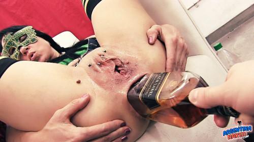 Sasha She Brings The Booze (2016)